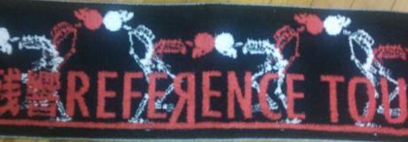 ONE OK ROCK 残響リファレンスツアータオル ライブグッズの画像
