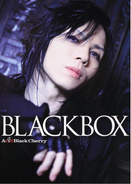 Acid Black Cherry BLACK BOX ライブグッズの画像