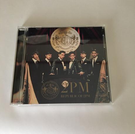 REPUBLIC OF 2PM ライブグッズの画像