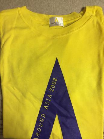 嵐 ツアーTシャツ 国立 コンサートグッズの画像