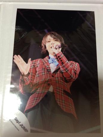 伊野尾慧公式写真⑤ コンサートグッズの画像