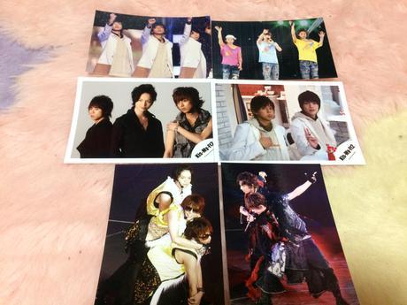 Kis-My-Ft2 フォトセット コンサートグッズの画像