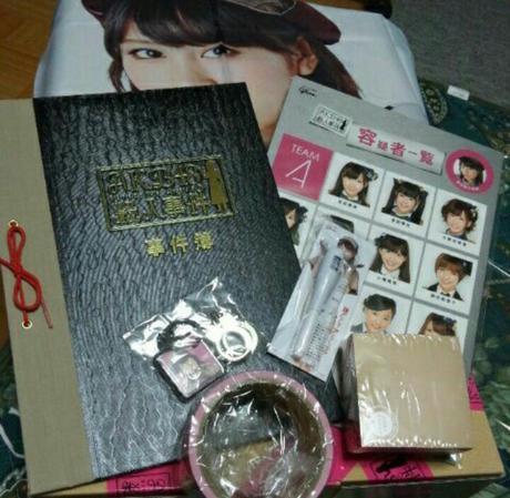 AKB48 ライブ・総選挙グッズの画像