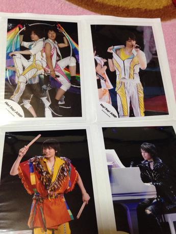 [激レア]伊野尾慧公式写真セット コンサートグッズの画像