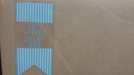 Shinee luckybox ライブグッズの画像