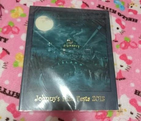 ジャニーズFilm Festa 2013 コンサートグッズの画像