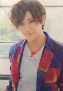 Hey!Say!JUMP smart クリアファイル(山田涼介) コンサートグッズの画像