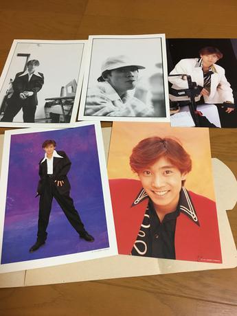 中居くん写真5枚セット コンサートグッズの画像