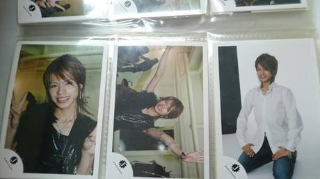 ●KAT-TUN●上田竜也●デビュー前●ショップ写真3枚セット●14● コンサートグッズの画像