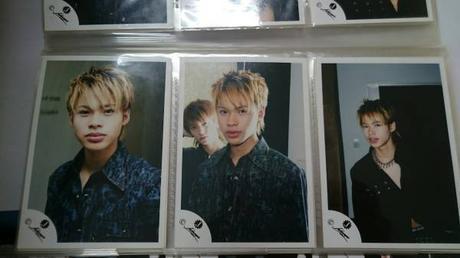 ●KAT-TUN●上田竜也●デビュー前●ショップ写真3枚セット●9● コンサートグッズの画像