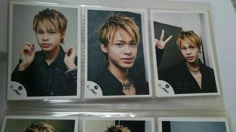 ●KAT-TUN●上田竜也●デビュー前●ショップ写真3枚セット●8● コンサートグッズの画像