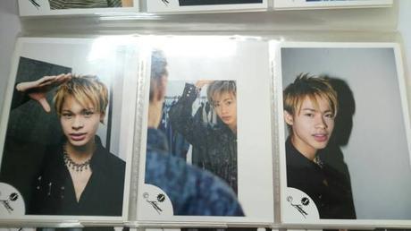 ●KAT-TUN●上田竜也●デビュー前●ショップ写真3枚セット●7● コンサートグッズの画像