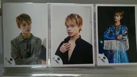 ●KAT-TUN●上田竜也●デビュー前●ショップ写真3枚セット●6● コンサートグッズの画像