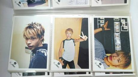●KAT-TUN●上田竜也●デビュー前●ショップ写真3枚セット●5● コンサートグッズの画像
