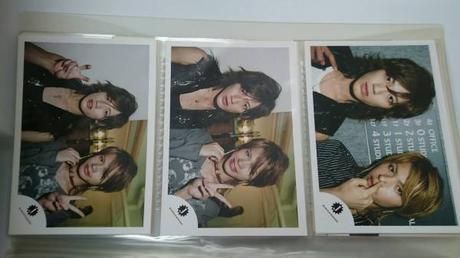 ●KAT-TUN●上田竜也●赤西仁●デビュー前●写真3枚セット● コンサートグッズの画像