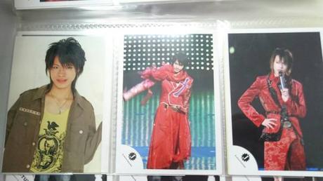 ●KAT-TUN●上田竜也●デビュー前●ショップ写真3枚セット●17● コンサートグッズの画像