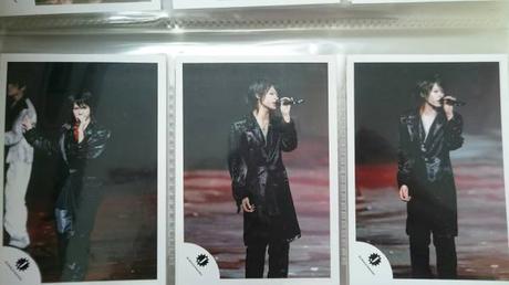 ●KAT-TUN●上田竜也●デビュー前●ショップ写真3枚セット●27● コンサートグッズの画像