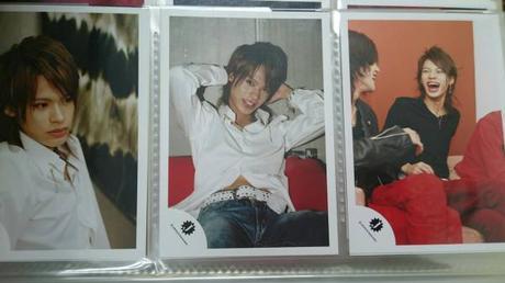 ●KAT-TUN●上田竜也●デビュー前●ショップ写真3枚セット●31● コンサートグッズの画像
