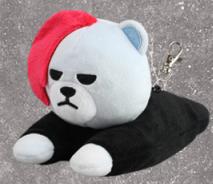 BANG BANG BANG 寝そべりパスケース ジヨン ライブグッズの画像