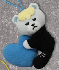 BANG BANG BANG 抱きつきハートマスコット スンリ ライブグッズの画像