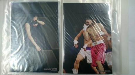 ●KAT-TUN●上田竜也●ドリボ●B6サイズ写真2枚セット●10● コンサートグッズの画像
