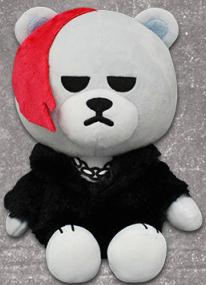 BANG BANG BANG おすわりぬいぐるみ2 ジヨン ライブグッズの画像
