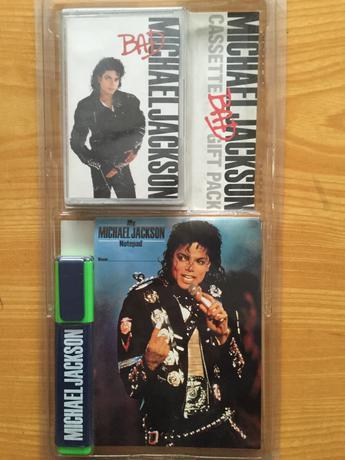 マイケルジャクソン BAD TOUR グッズ&スズキラブ ライブグッズの画像