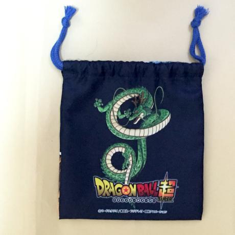 ドラゴンボール巾着袋写真2枚あり袋のみ グッズの画像