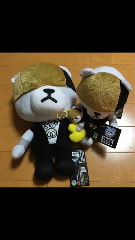 BIGBANG テソン D-LITE セット ライブグッズの画像
