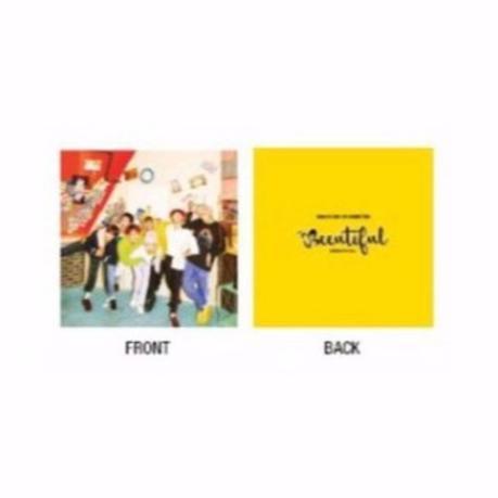 BlockB Beeutiful グッズ クッションカバー ライブグッズの画像