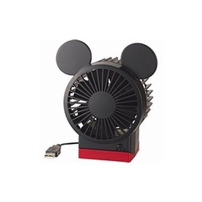 【新品】ミッキーマウス USB扇風機 / ディズニー Disney