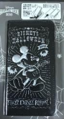 ディズニーハロウィン2016 スマートフォンケース ミッキー ディズニーグッズの画像