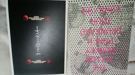 パンチドランカーツアーパンフレット二冊 ライブグッズの画像