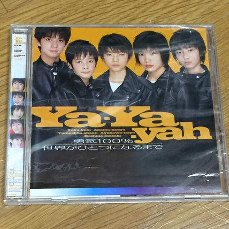 Ya-Ya-yah CD コンサートグッズの画像
