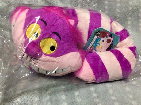 チェシャ猫  一番くじ ふしぎの国のアリス A賞 ぬいぐるみ ディズニーグッズの画像