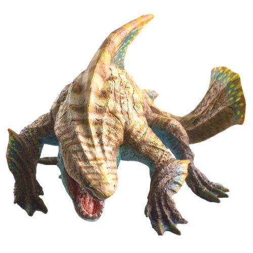 カプコンフィギュアビルダー モンスターハンター ザボアザギル亜種