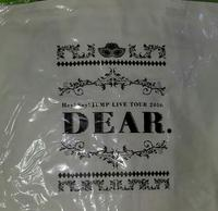 Hey!Say!JUMP ショッピングバッグ  DEAR.