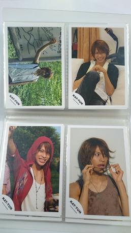 上田竜也写真4枚セット4 コンサートグッズの画像