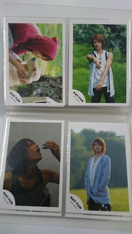 上田竜也君写真4枚セット5 コンサートグッズの画像