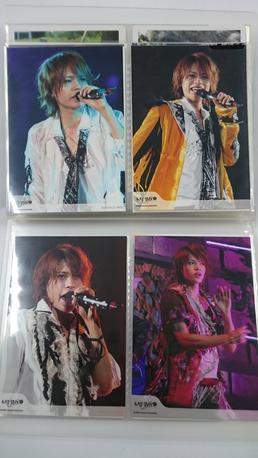 上田竜也君写真4枚セット10 コンサートグッズの画像