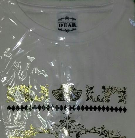 Hey!Say!JUMP Tシャツ DEAR.