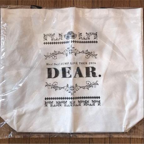 【新品】DEAR.ショッピングバック コンサートグッズの画像