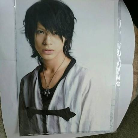 KAT-TUN●上田竜也●2007年●クリアファイル●2 コンサートグッズの画像