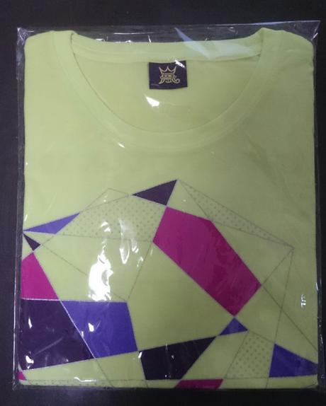 未開封 嵐 Tシャツ (DIGITALIAN) コンサートグッズの画像
