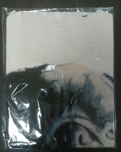 未開封 Tシャツ (フリースタイルⅡ) フィットサイズ 嵐 コンサートグッズの画像