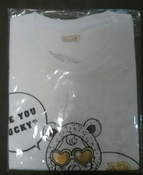 未開封 Tシャツ (ラッキィィィィィィィ7) / ジャニーズWEST コンサートグッズの画像