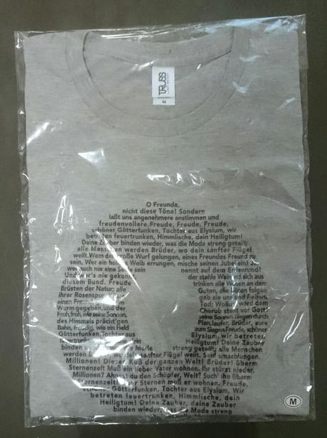 未開封 Tシャツ (舞台No.9) Mサイズ / SMAP コンサートグッズの画像