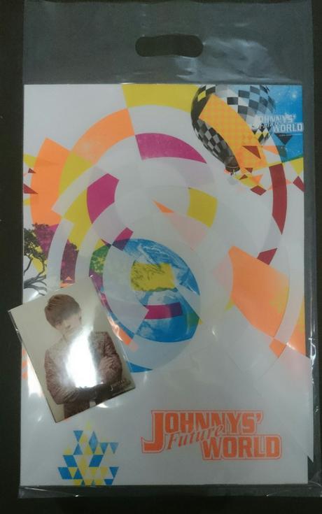 ポスターパンフレット&オリジナルフォトセット コンサートグッズの画像