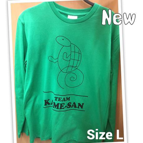 新品 ガルパン L 長袖Tシャツ グッズの画像