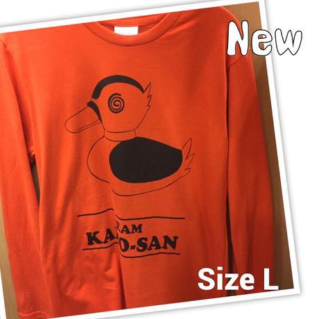 新品 ガルパン 長袖Tシャツ L グッズの画像